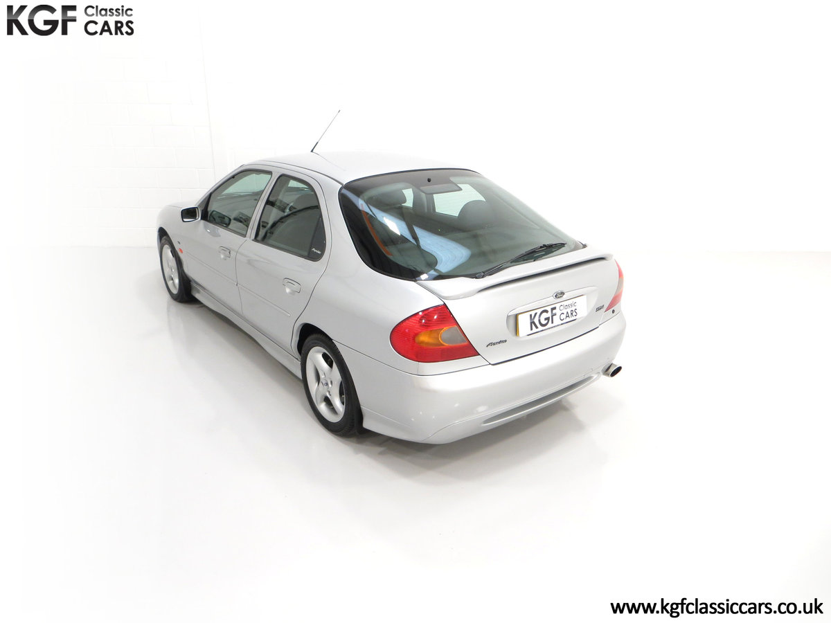 1999 An Immaculate Ford Mondeo ST24 with Only 5,138 Miles SOLD (picture 9 of 24)