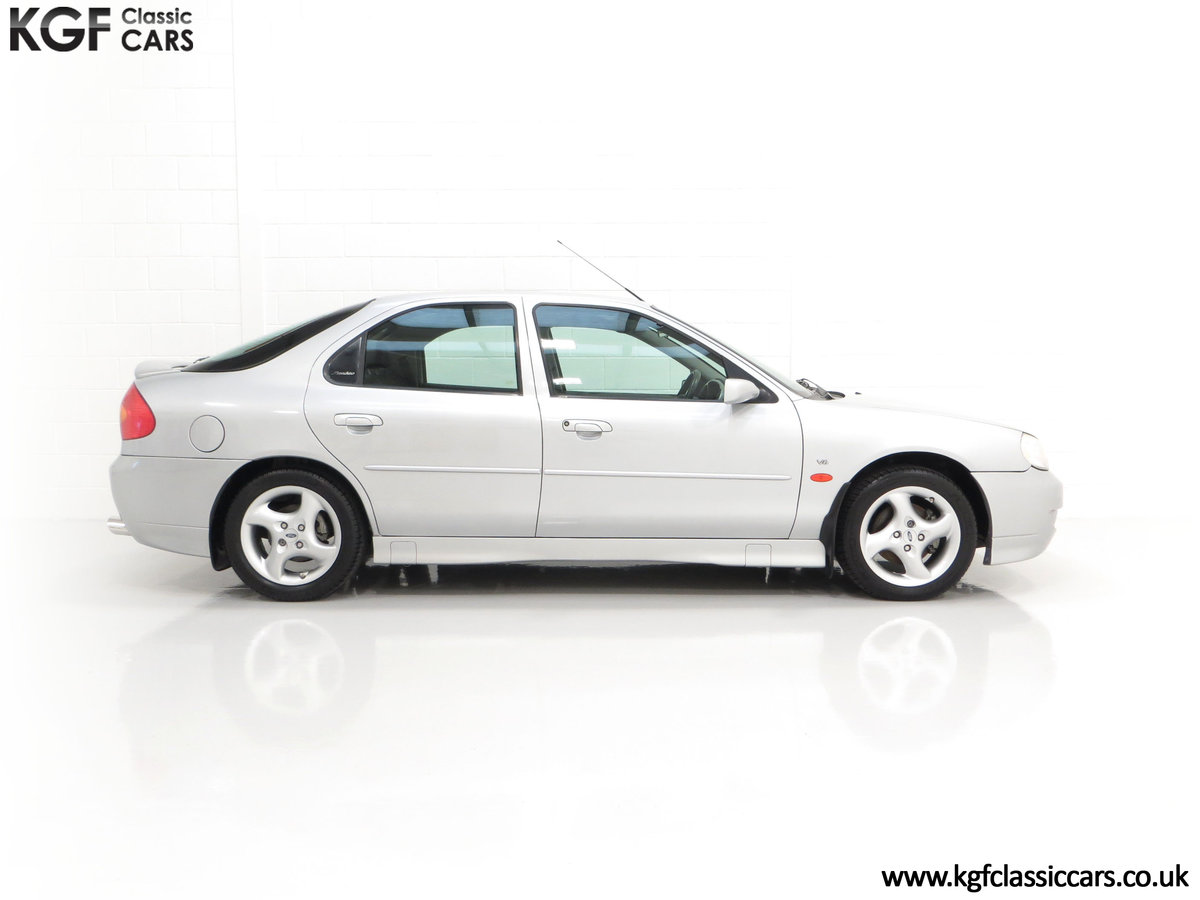 1999 An Immaculate Ford Mondeo ST24 with Only 5,138 Miles SOLD (picture 14 of 24)