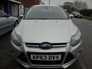 Picture of 2013 63 PLATE FORD FOCUS ECOBOOST 999cc PTROL 5 DOOR 79,000 MIELS For Sale