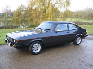 Picture of 1983 (A) Ford Capri 2.8 V6 Injection SOLD