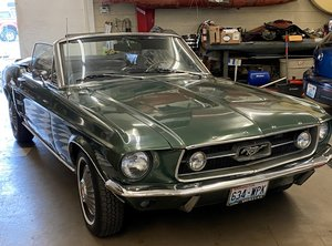 Picture of 1967 Ford Mustang Factory GTA -Many Options For Sale