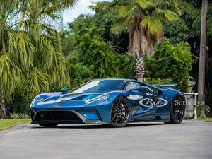 Picture of 2019 Ford GT Lightweight  For Sale by Auction