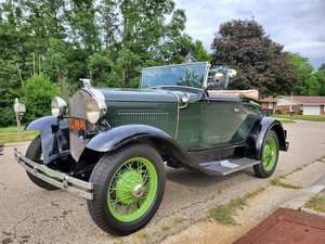 Picture of Ford Model A Deluxe Roadster 1931 , Expected For Sale