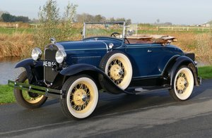 Picture of Ford Model A Deluxe Roadster 1930 For Sale