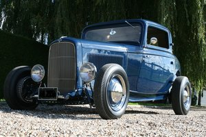 Picture of 1932 Ford Model B 3 Window Coupe V8 Hot Rod.NOW SOLD For Sale