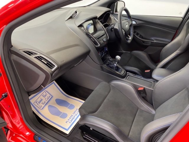 2018 Focus RS MK3 Red Edition As New under 200  Miles SOLD (picture 7 of 12)