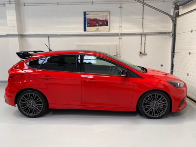 2018 Focus RS MK3 Red Edition As New under 200  Miles SOLD (picture 9 of 12)