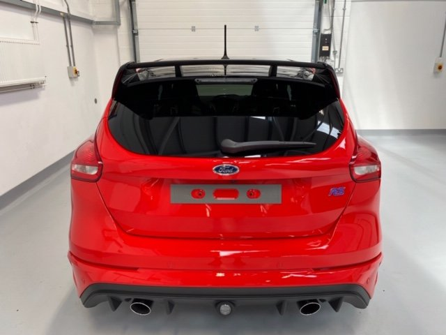 2018 Focus RS MK3 Red Edition As New under 200  Miles SOLD (picture 10 of 12)