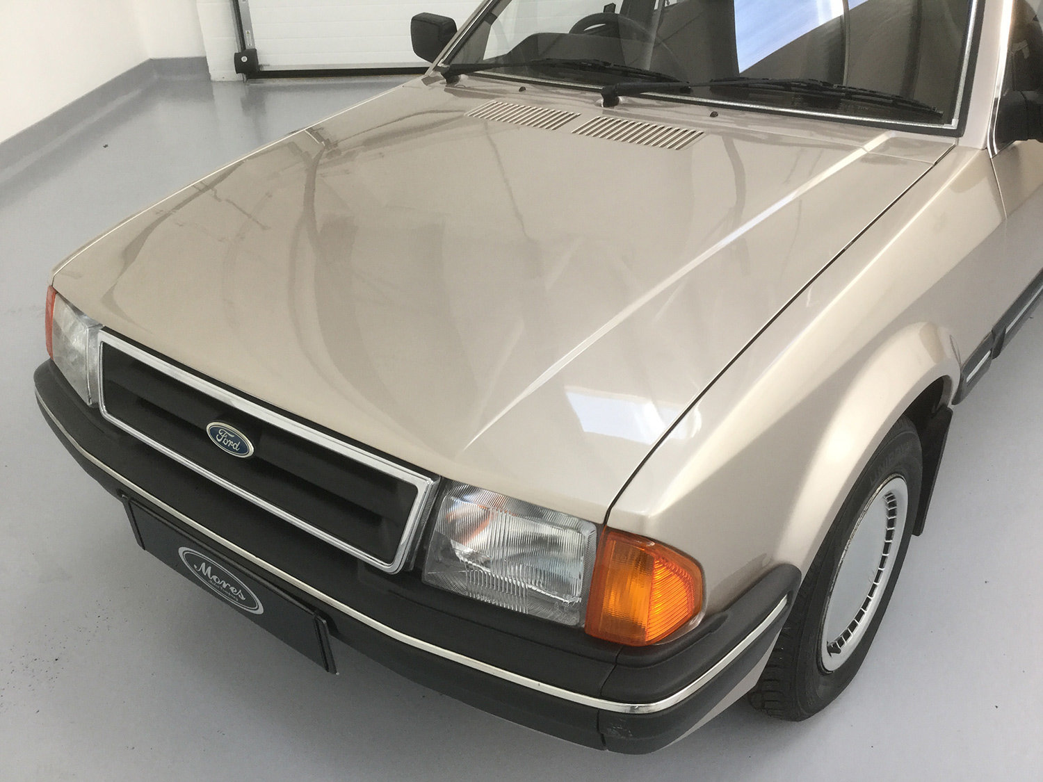 1984 Stunning Ford Orion 1.6GL Only 1 Owner For Sale (picture 9 of 10)