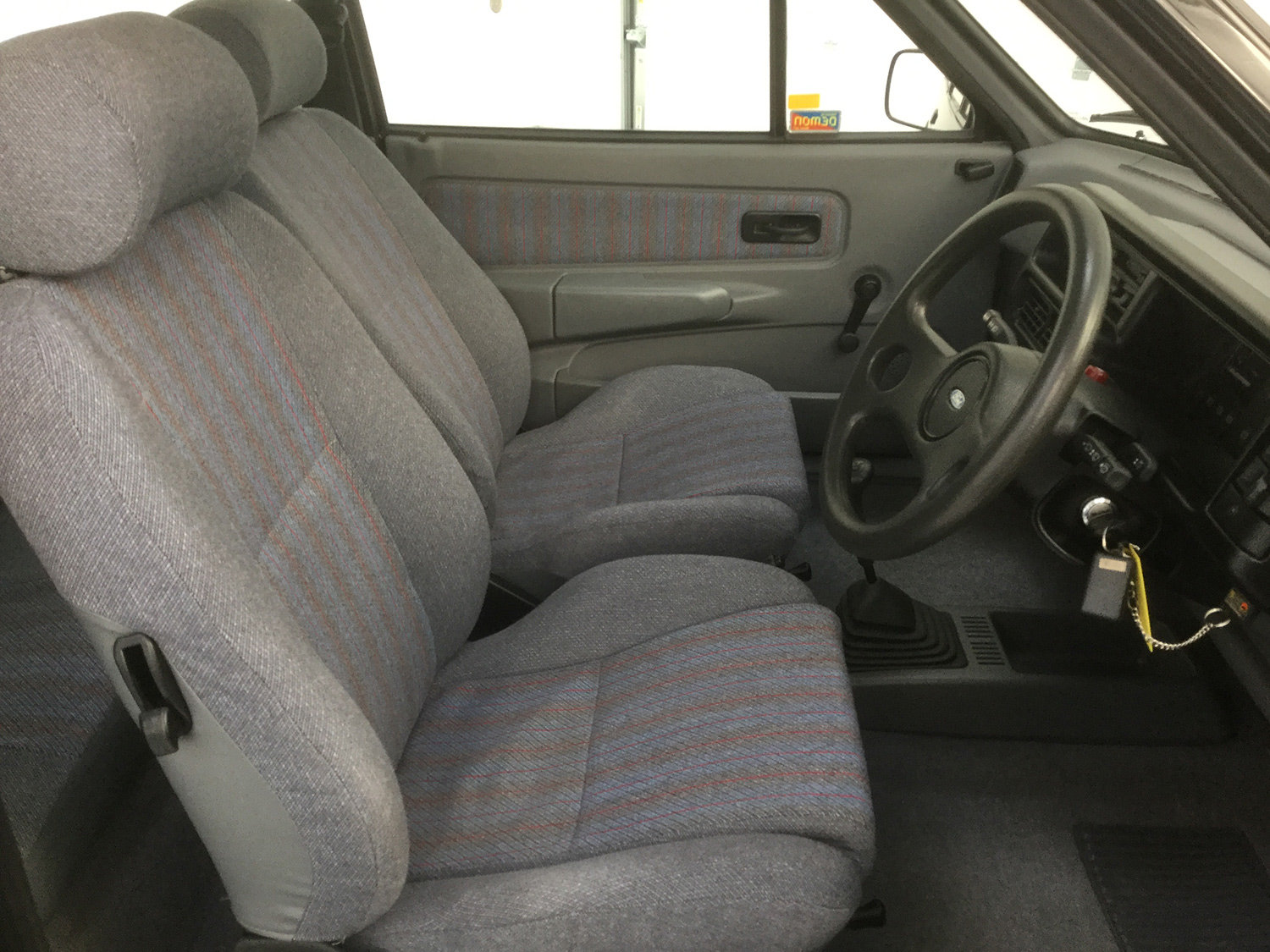 1984 Stunning Ford Orion 1.6GL Only 1 Owner For Sale (picture 10 of 10)