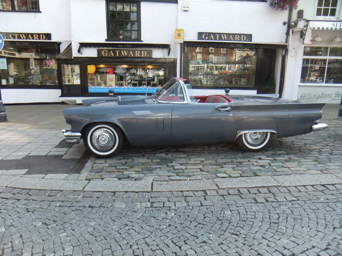 1957 E code Thunderbird For Sale (picture 1 of 7)