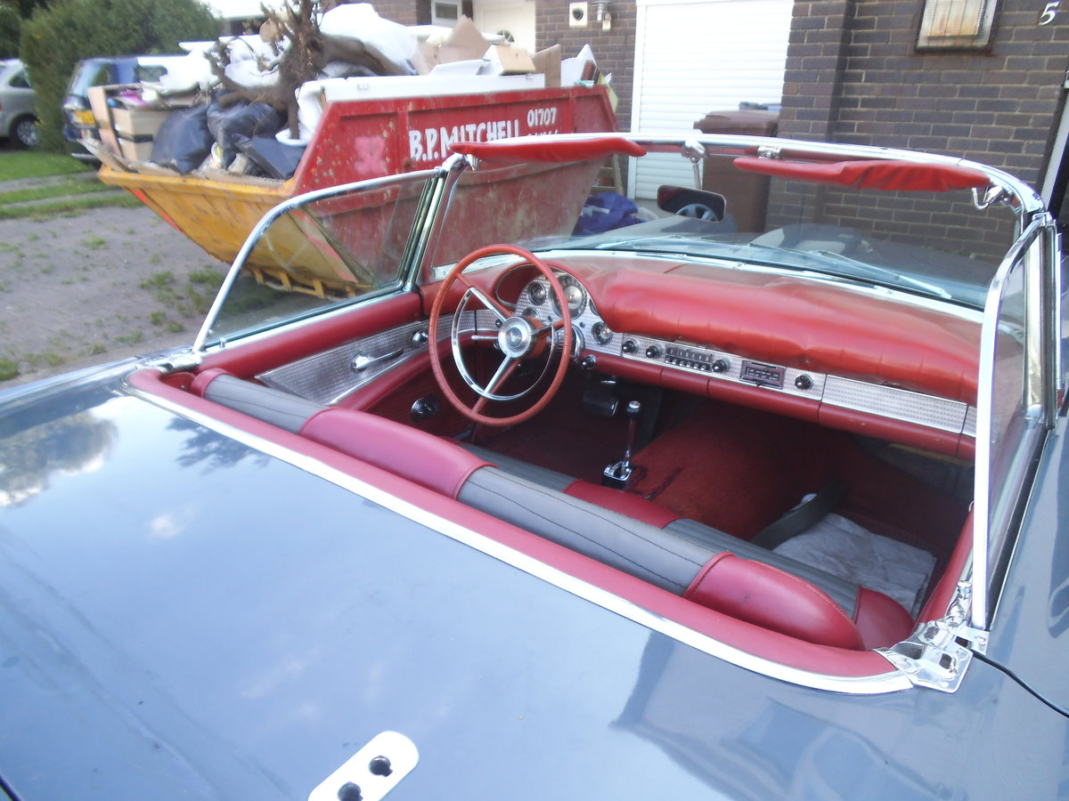 1957 E code Thunderbird For Sale (picture 4 of 7)