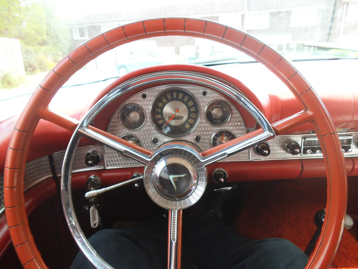 1957 E code Thunderbird For Sale (picture 7 of 7)