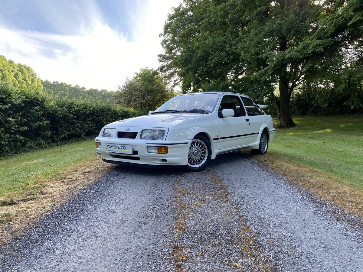 1986 Ford Sierra RS Cosworth (Only 42,000 miles) For Sale (picture 1 of 6)