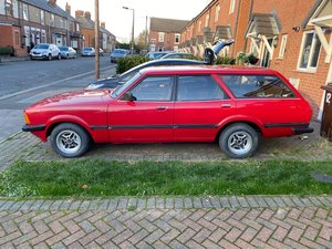 Picture of 1983 cortina estate 2.0gl