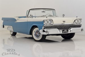 Picture of 1959 Ford Fairlane 500 Retractable Hardtop Cabrio For Sale