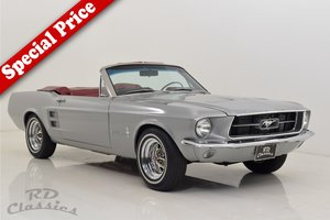 Picture of 1967 Ford Mustang Convertible For Sale