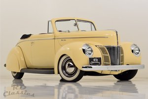 Picture of 1940 Ford Deluxe Convertible For Sale