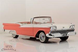 1959 Ford Fairlane Retractable Hardtop Cabrio