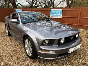Ford Mustang GT 4.6 V8 GT Fastback Automatic S197 LHD