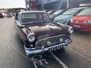 1961 Ford Consul Deluxe 1700 4-Door