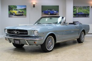 Picture of 1964 1/2 Ford Mustang Convertible 260 V8 - Fully Restored Wanted
