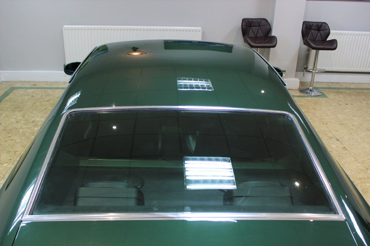 1971 Ford Mustang Mach 1 Cobra Jet 351 V8 Auto-Huge History For Sale (picture 22 of 25)