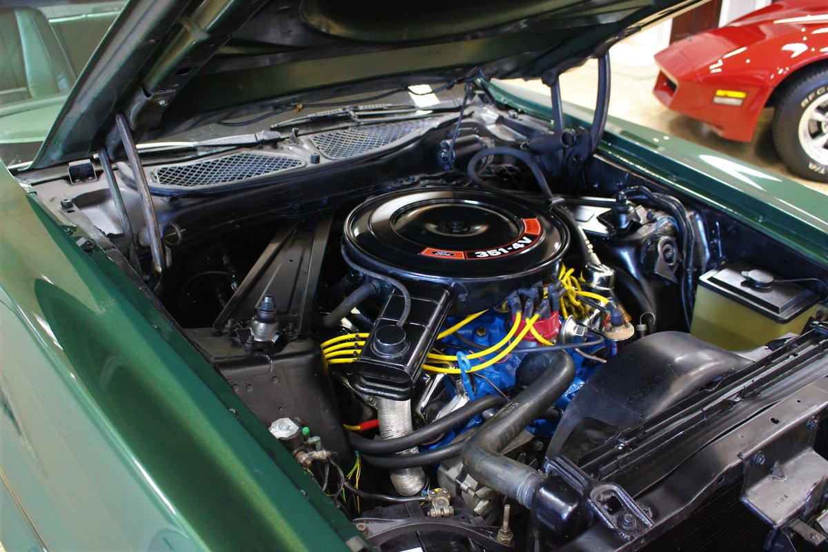 1971 Ford Mustang Mach 1 Cobra Jet 351 V8 Auto-Huge History For Sale (picture 25 of 25)