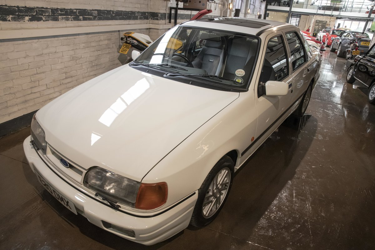 1988 Sierra RS Cosworth Sapphire For Sale (picture 3 of 20)