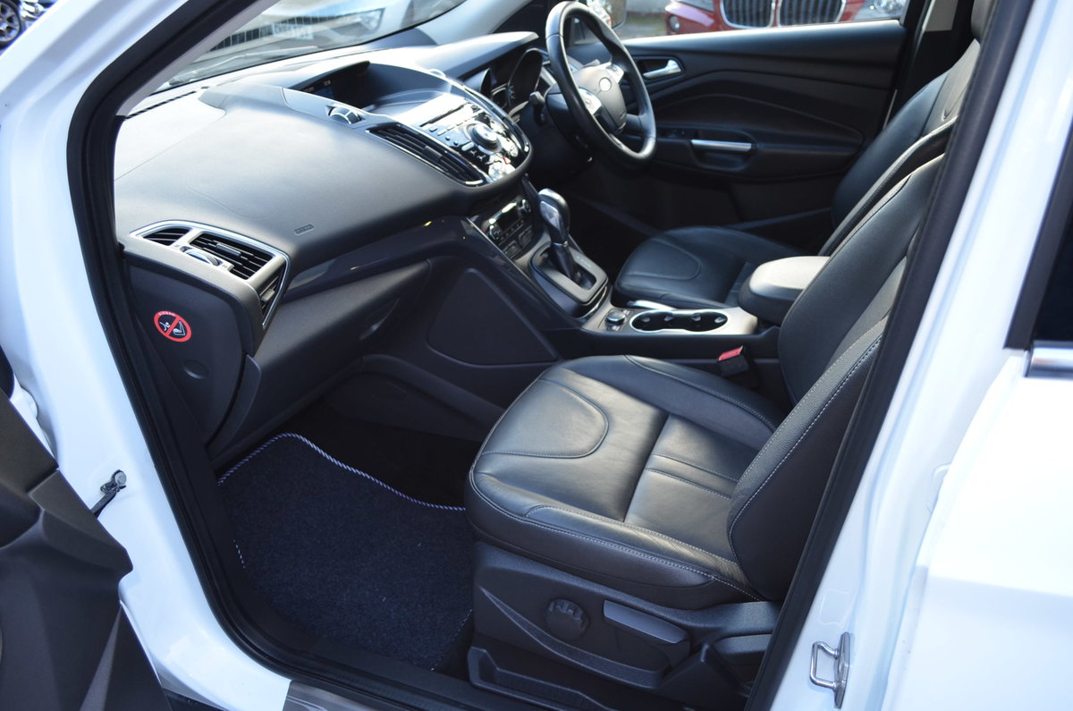 2013 FORD KUGA 2.0 TITANIUM POWERSHIFT 4X4 AUTO TOP MODEL For Sale (picture 8 of 12)