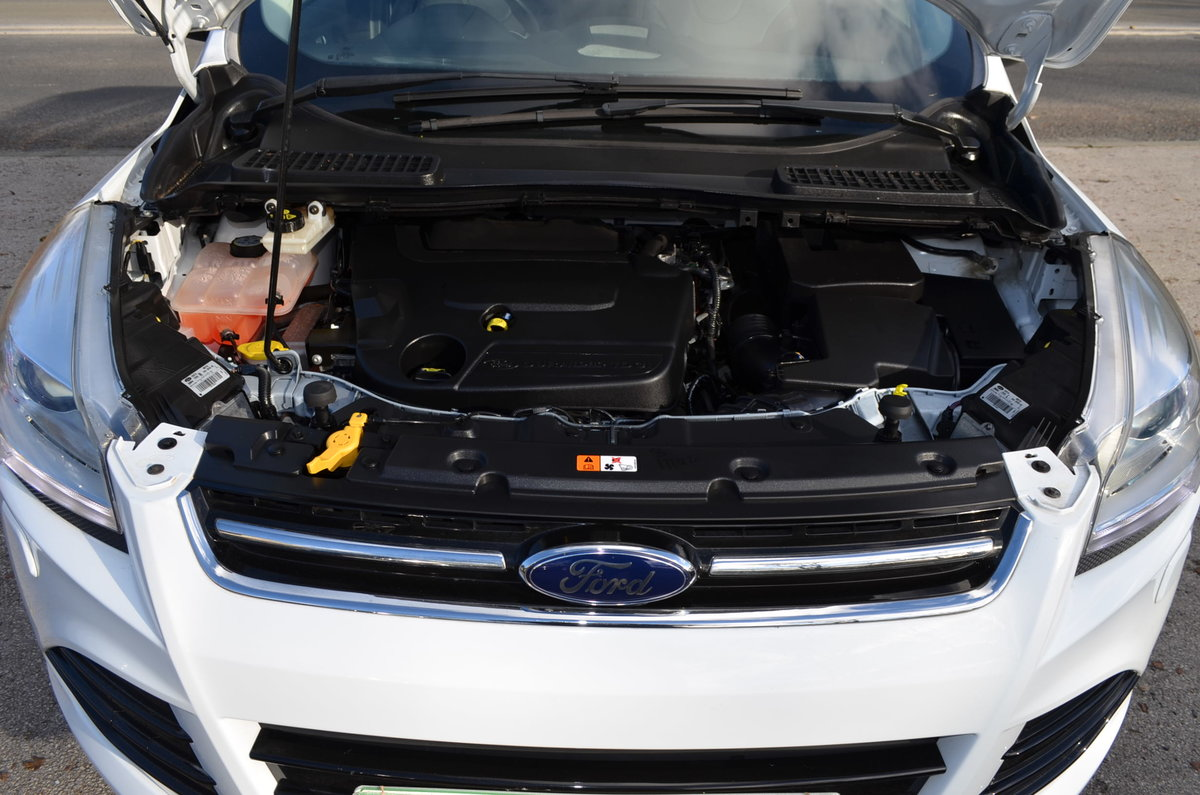 2013 FORD KUGA 2.0 TITANIUM POWERSHIFT 4X4 AUTO TOP MODEL For Sale (picture 10 of 12)