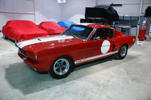 Ford Mustang Shelby GT350 FIA Competition Replica