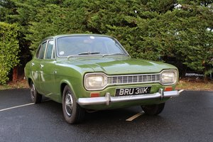 Picture of Ford Escort 1600 MK1 1972 - to be auctioned 26-03-21 For Sale by Auction