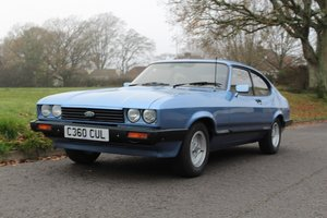 Picture of Ford Capri Laser 1985 - To be auctioned 26-03-21 For Sale by Auction