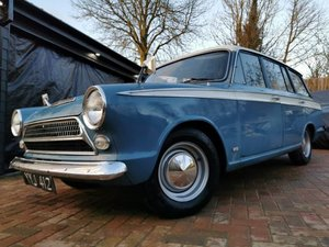 Picture of 1964 MK1 Cortina Estate For Sale