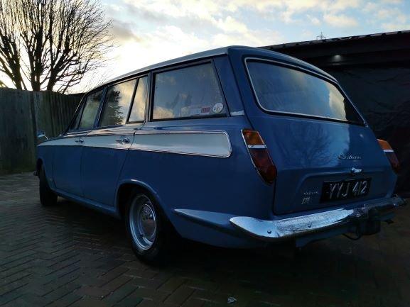 1964 MK1 Cortina Estate For Sale (picture 2 of 12)