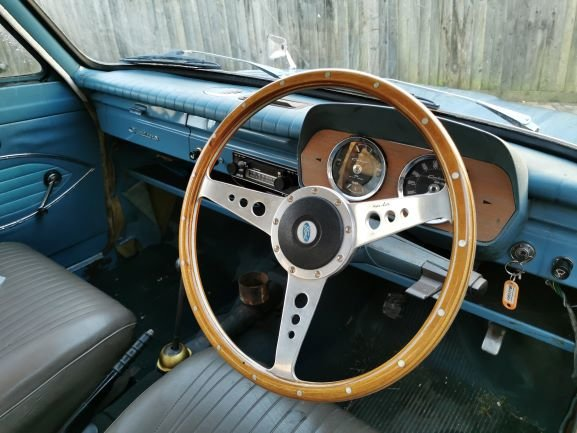 1964 MK1 Cortina Estate For Sale (picture 4 of 12)