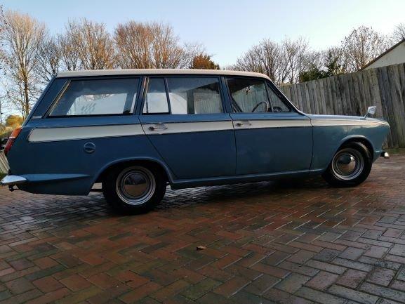 1964 MK1 Cortina Estate For Sale (picture 6 of 12)