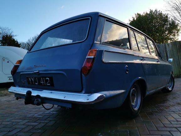 1964 MK1 Cortina Estate For Sale (picture 7 of 12)