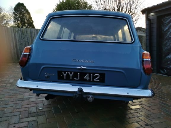 1964 MK1 Cortina Estate For Sale (picture 8 of 12)