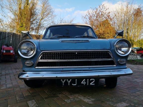 1964 MK1 Cortina Estate For Sale (picture 9 of 12)