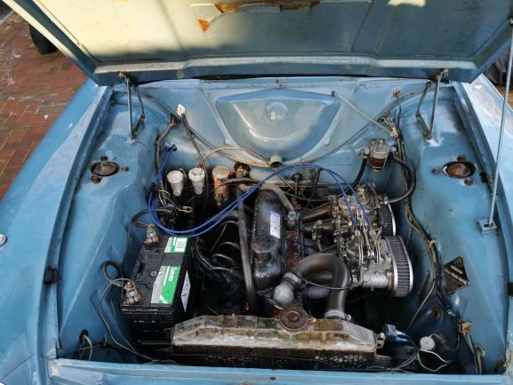 1964 MK1 Cortina Estate For Sale (picture 11 of 12)