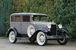 Picture of 1931 Ford Model A Fordor SOLD