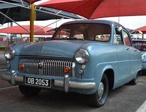 1953 Ford Consul MK1