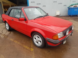 Picture of 1985 Ford Escort 1.6i Cabriolet For Sale