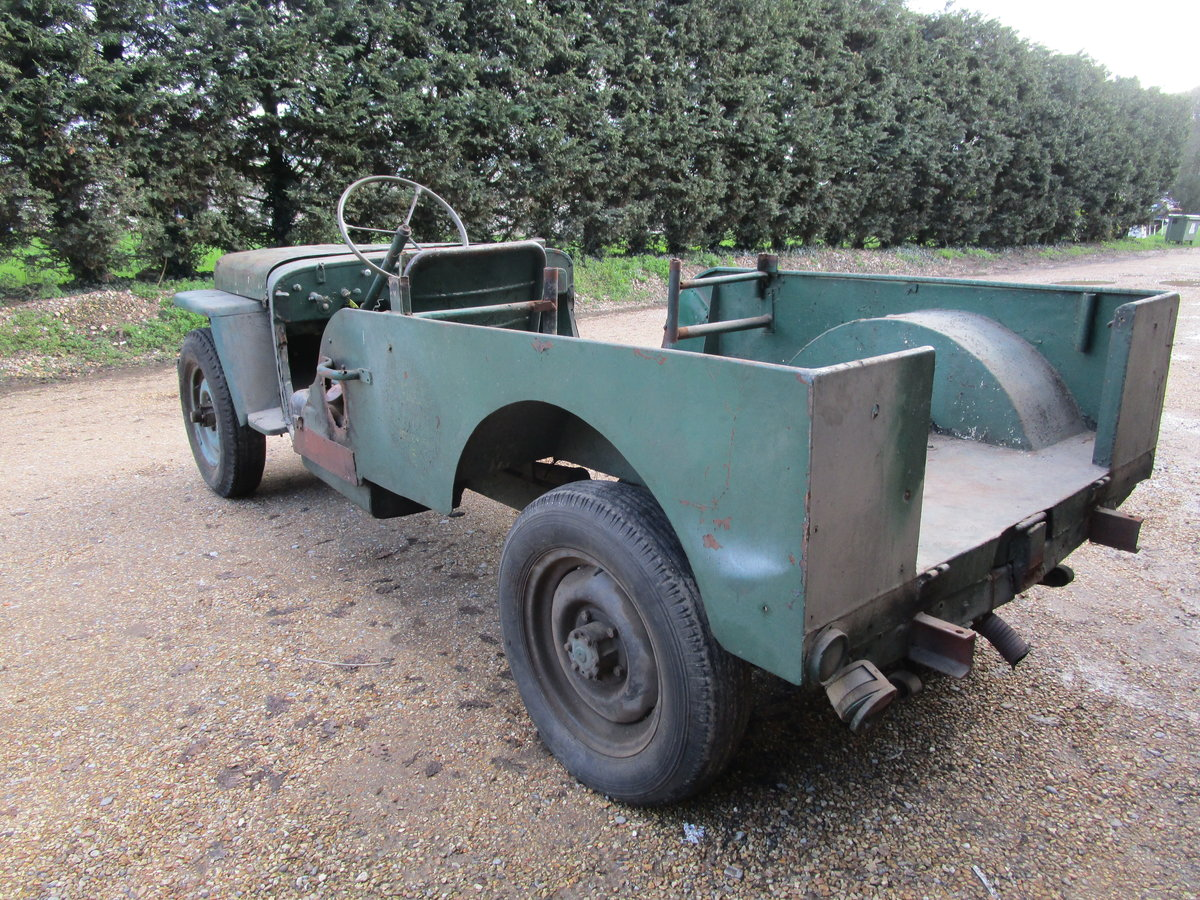 FORD GPW 1943 FOR COMPLETE RESTORATION For Sale (picture 4 of 12)
