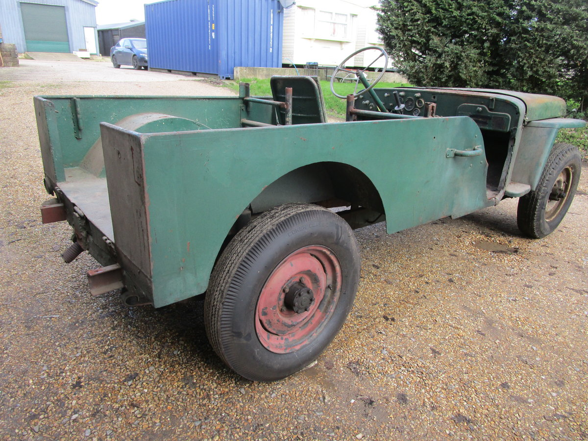 FORD GPW 1943 FOR COMPLETE RESTORATION For Sale (picture 6 of 12)