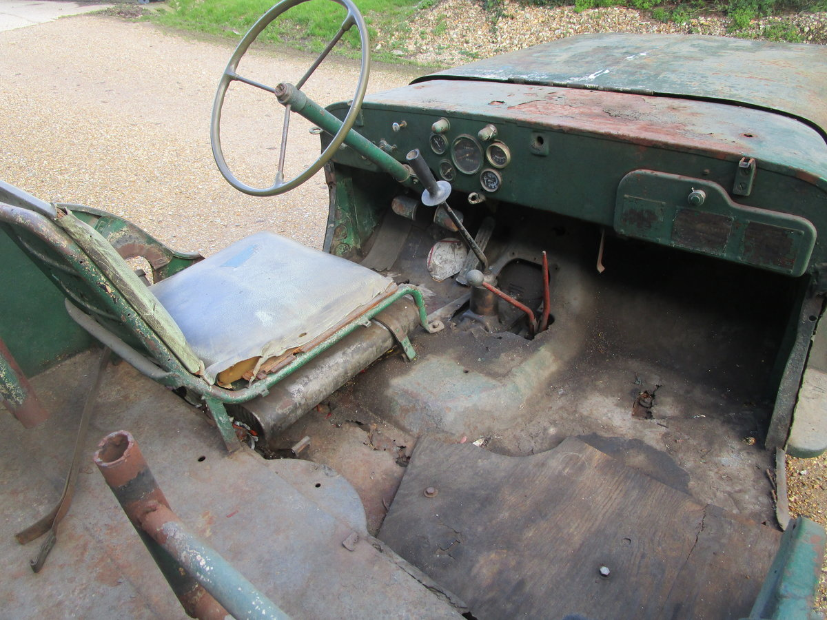 FORD GPW 1943 FOR COMPLETE RESTORATION For Sale (picture 7 of 12)