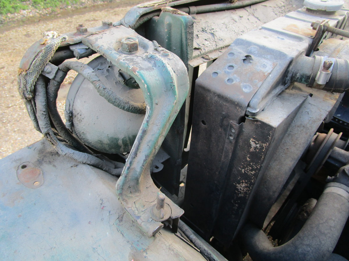 FORD GPW 1943 FOR COMPLETE RESTORATION For Sale (picture 10 of 12)