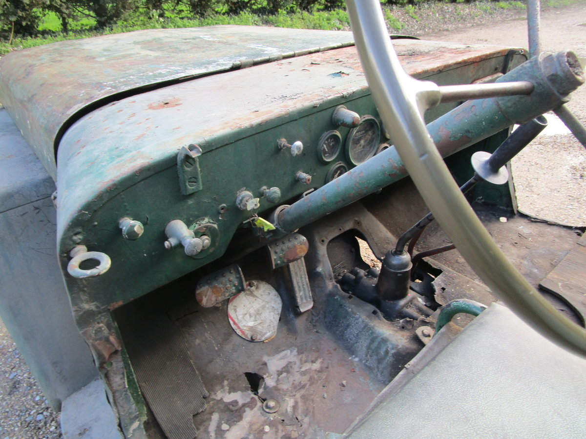 FORD GPW 1943 FOR COMPLETE RESTORATION For Sale (picture 12 of 12)